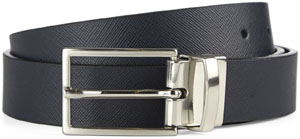 Jaeger Men's High Shine Belt: £40.