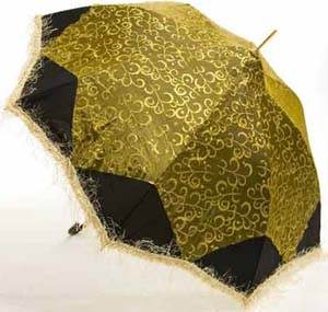 Jennie McAlister Umbrella - Ladies Luxury Parasol - Cleopatra: £21.95.