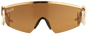 Jeremy Scott M16 men's sunglasses: £355.