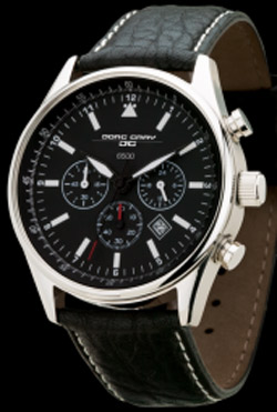 Commemorative Jorg Gray 6500 Series Chronograph.