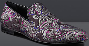 Jimmy Choo Sloane Men's Slipper Shoe: €550.