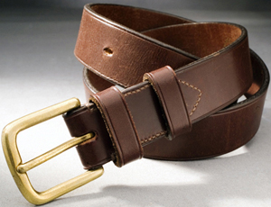 John Lobb Hide Belt: £188.33.