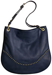 Johnston & Murphy Women's Signature Hobo: US$298.