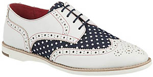 Johnston & Murphy Women's Belinda Wingtip Shoe: US$188.
