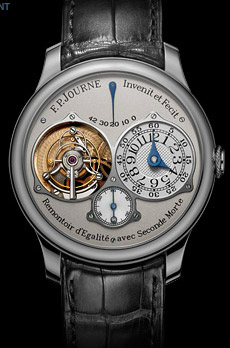F.P. Journe Tourbillon Souverain.