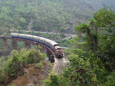 Kangra Valley Railway.