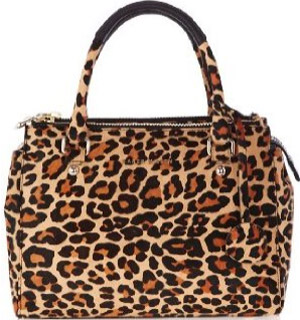 Karen Millen Small Pony Tote Bag: US$340.