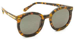 Karen Walker Super Duper Strength Women's Sunglasses: US$280.