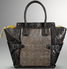 Kenneth Cole Stitch With Me Tote: US$398.