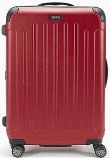Kenneth Cole Renegade Upright Suitcase: US$300.