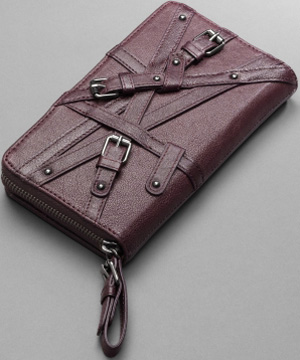 Kenneth Cole All Wrapped Up Clutch Women's Wallet: US$99.99.