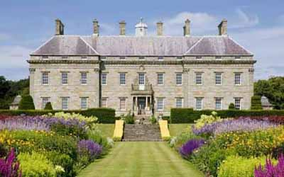 Kinross House, Perth and Kinross, Scotland.