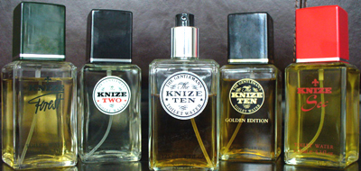 The complete Knize collection for men.