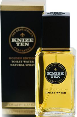 Knize Ten Toilet Water.