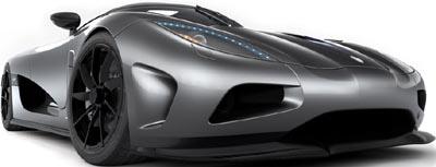 Koenigsegg Agera.
