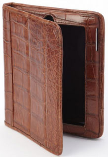 Korchmar IVE - R7198 - Alligator iPad Holder: US$1,730.
