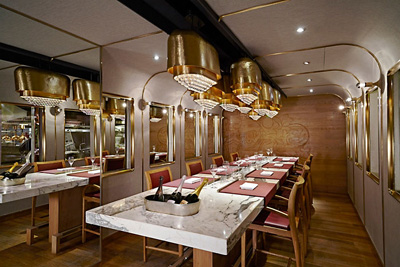 Krug Room, Mandarin Oriental hotel, 5 Connaught Road, Central, Hong Kong, SAR, China.