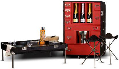 Krug Picnic Trunk by Pinel & Pinel: US$45,000.