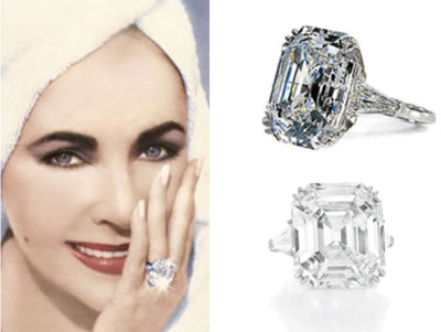 Krupp Diamond | Elizabeth Taylor Diamond.