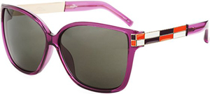 Oscar de la Renta With Enamel Detail sunglasses: US$553.