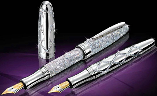 Laban Totality & Helix fountain pens.