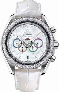 Omega Olympic Collection Timeless.