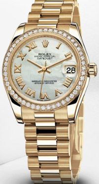 Rolex Oyster Perpetual Datejust Lady 31.