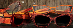 Lafont Paris acetate & metal women's eyewear & sunglasses.