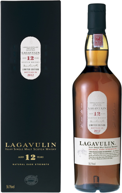 Lagavulin 12 Year Old Cask Strength.