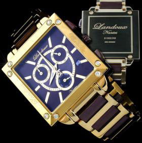 Women's Landoux watch: US$21,999.00.