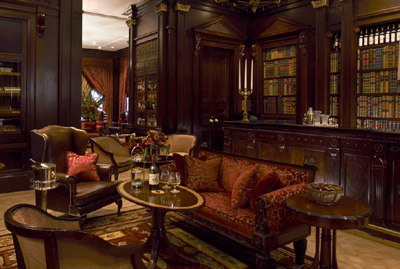 Library Bar at The Lanesborough, Hyde Park Corner, London SW1X 7TA, England, U.K.