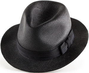 Lanvin Safari Shape Panama Hat: US$895.