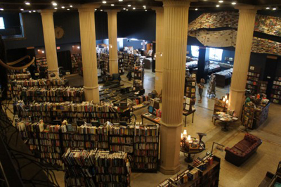 The Last Bookstore, 453 South Spring St, Los Angeles, CA 90013, U.S.A.