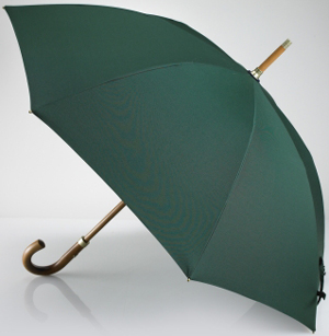 Ralph Lauren Long Manual Umbrella: US$275.