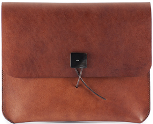 LeatherProjects iPad Case, inglese.