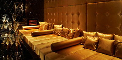 VIP Room | Le Baron de Paris.