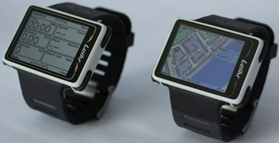 Leikr GPS Sports Watch.