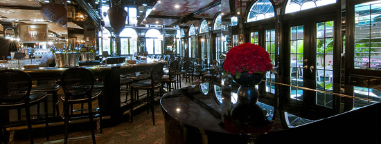 Leopard Lounge Bar at The Chesterfield, 363 Cocoanut Row, Palm Beach, FL, 33480.