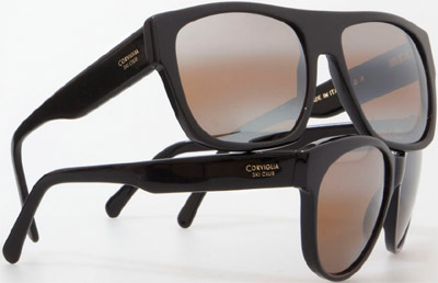 Corviglia Ski Club sunglasses Limited 3rd Edition by L.G.R.
