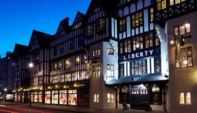 Liberty London, Regent St, London W1B 5AH, U.K.