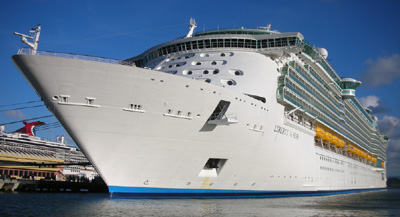 MS Liberty of the Seas.