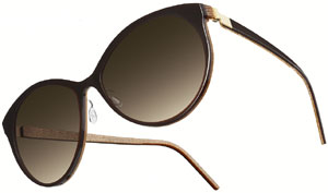 Lindberg men's sunglasses model 8577/306, colour AD94/SL12.