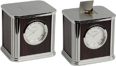 Linley mantle clock.