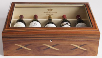 Linley Antique Wine Company Collector's Case: £12,800.