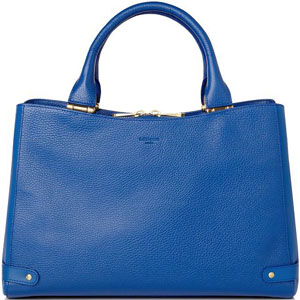 L.K.Bennett Jessica Leather Tote Bag: £475.