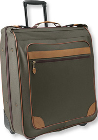 L.L.Bean Sportsman's Rolling Garment Bag: US$329.