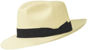 Lock & Co. Superfine Montecristi Trilby Panama hat: £1,250.