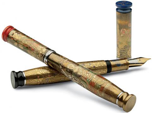 high end writing pens