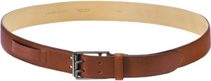 Longchamp's 3D Men's Belt: US$220.