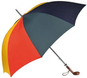 Longchamp Classic Men's Umbrella: US$135.